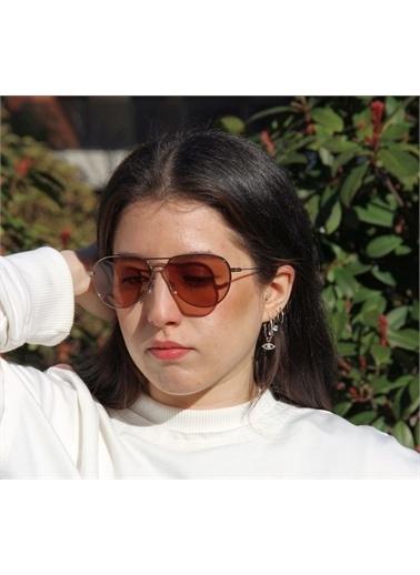 Ermenegildo Zegna  Ez 0129 12S Unısex Güneş Gözlüğü Kahve